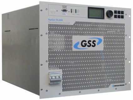Regatron, Modular Grid-tie Source / Sink System<br>20 kW, TC